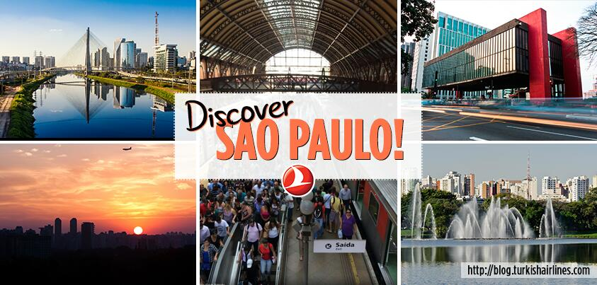 Witness the astonishing beauty of Brazil's largest city, Sao Paulo, in our blog