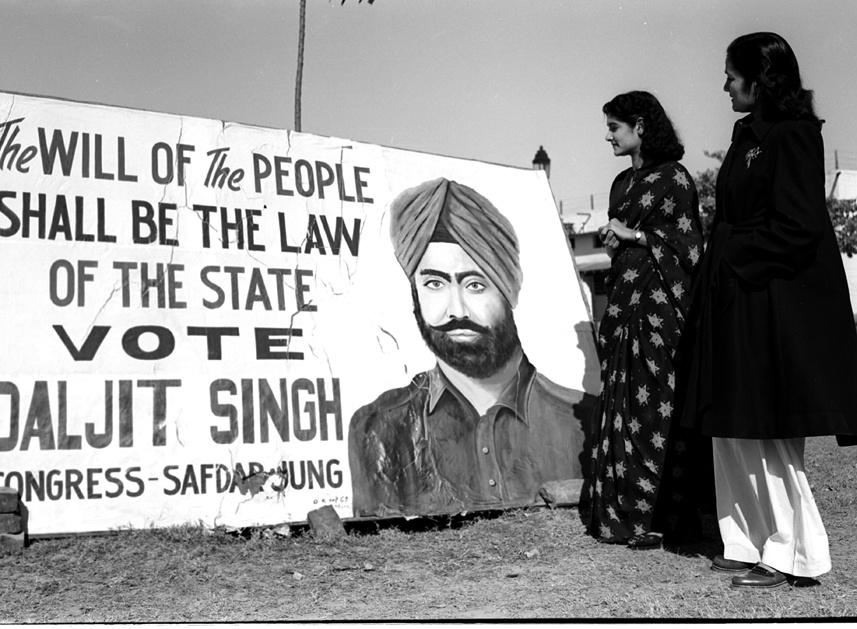 1952 :: Poster During Elections in Delhi http://t.co/EydwxxZLoC