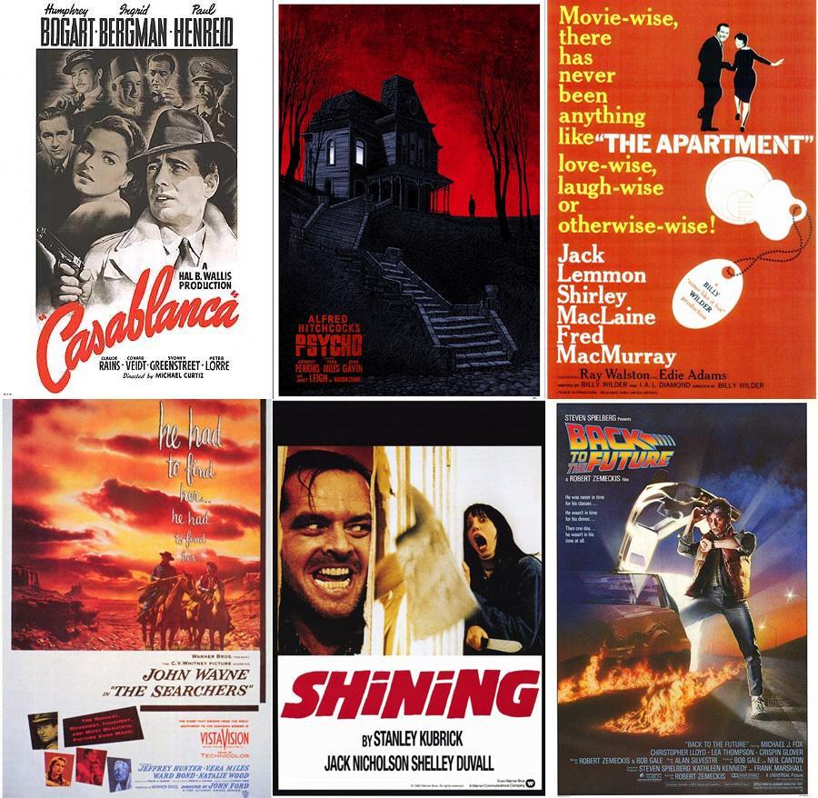 A Rede Cinemark anunciou os filmes da primeira leva de clássicos para 2015. Começa dia 24/01 e vai até 04/03. http://t.co/4jhMkLBi5g