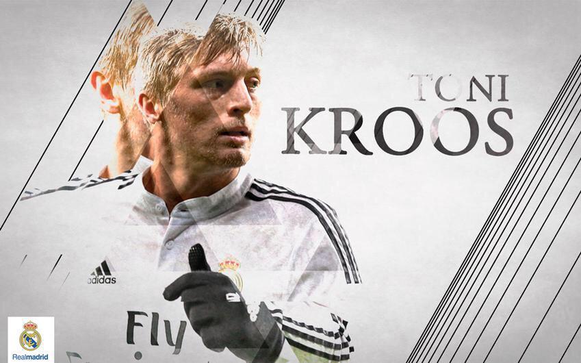 Liga Joyeux Anniversaire A Toni Kroos Qui Fete Aujourdhui Ses