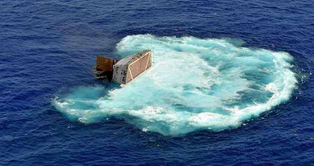 İskoçya'da yük gemisi battı! http://t.co/NytRShGkFw http://t.co/uI48tcoQtA