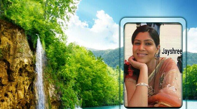 Sakshi Tanwar Happy Birthday Week Good Morning to all :-)