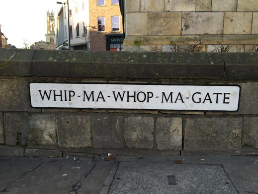 Just stumbled across what must be the best street name in the UK... http://t.co/cGAQ7vbIkD