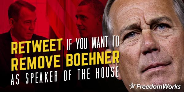 Are you ready for principled leadership in Congress? #RemoveBoehner http://t.co/cEHHnHE0Pc