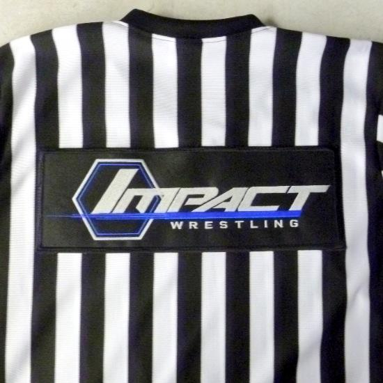 SPOILER:These brand new referee jerseys are ready for display in just 3 days! @IMPACTWRESTLING on @DestAmerica #123 http://t.co/7Ifo36hihW