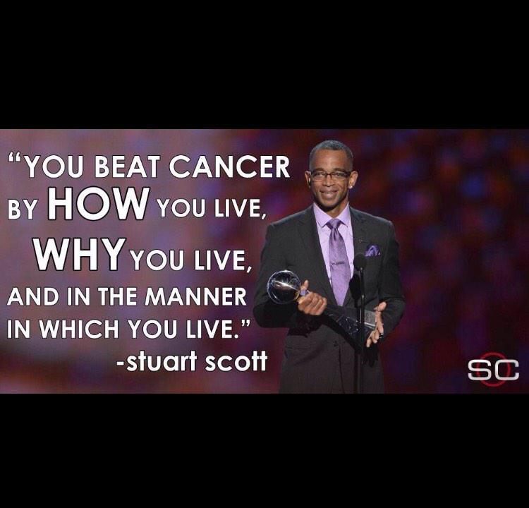 Sad to hear the news of Stuart Scott's passing. Rest in peace. #coolastheothersideofthepillow #Booyah http://t.co/aNN3rq1DoP