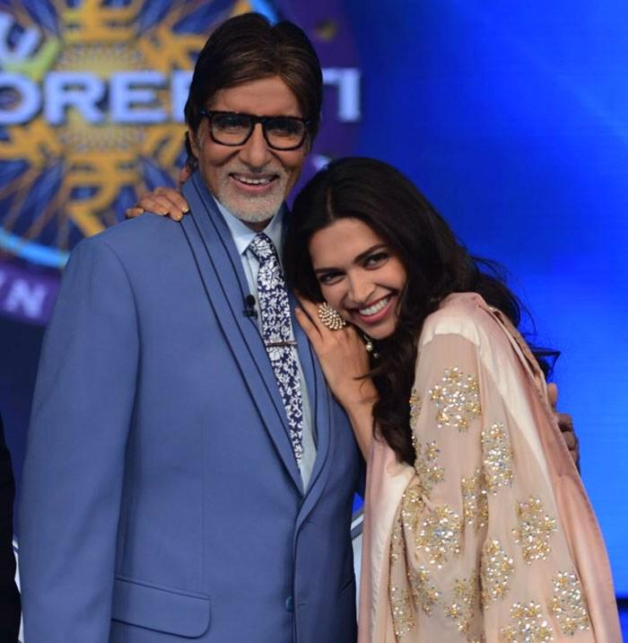 Happy Birthday Deepika Padukone - someone who knows how to respect her seniors http://t.co/ggk1zsw0t1