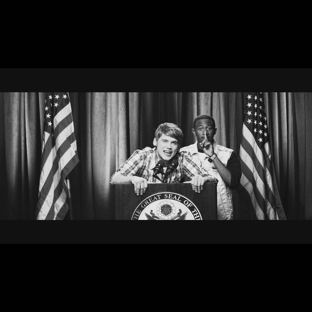 Crazy! Can't wait for the new music to come out!!! RT @WeAreMKTO: #2YearsSinceThankYouVideo  http://t.co/XDNtwzjKJ1 http://t.co/fyJQLlns2o
