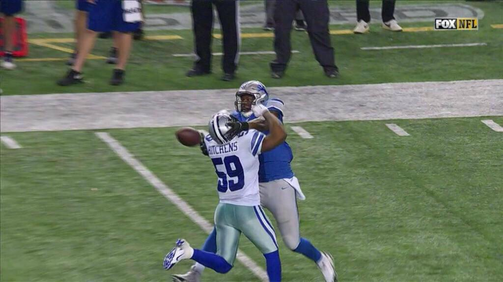 "This play will forever be known as ""AMERICA'S FLAG"" #Cowboys #Lions http://t.co/aPopfMA18J"