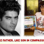 RT @PetaIndia: And the winner of PETA's Compassionate Kid Award is… @ActorMadhavan's son Vedaant. Here's why: http://t.co/f9hGBnuVl1 http:/…