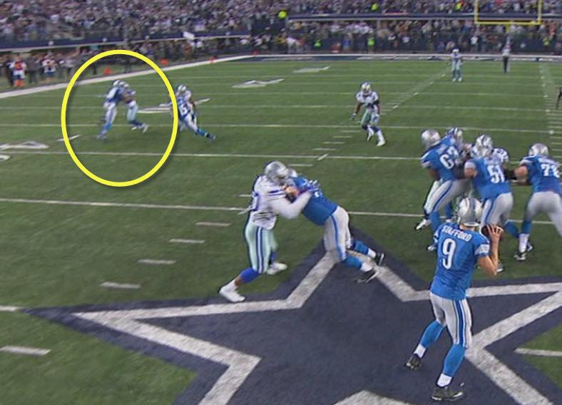 Here's the illegal contact on Calvin that FOX didn't replay. http://t.co/zSQaNjY50t