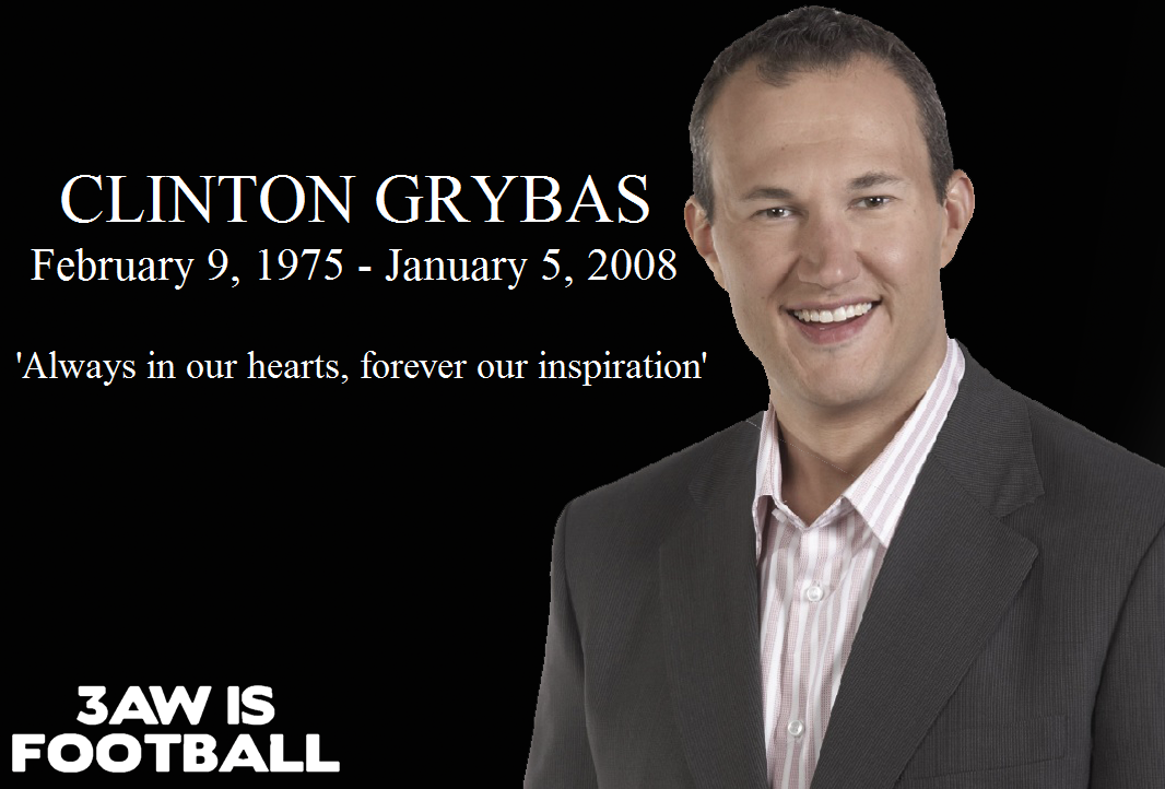 We've been thinking of this man a lot today. A rare talent that was taken far too soon. We miss you, Clinton. http://t.co/EnATbr2MRi