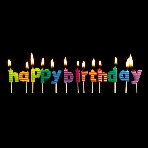 "\"" Happy Birthday"