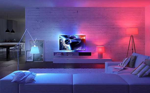 Trippy: @Syfy's '12 Monkeys' to control your room's lighting: