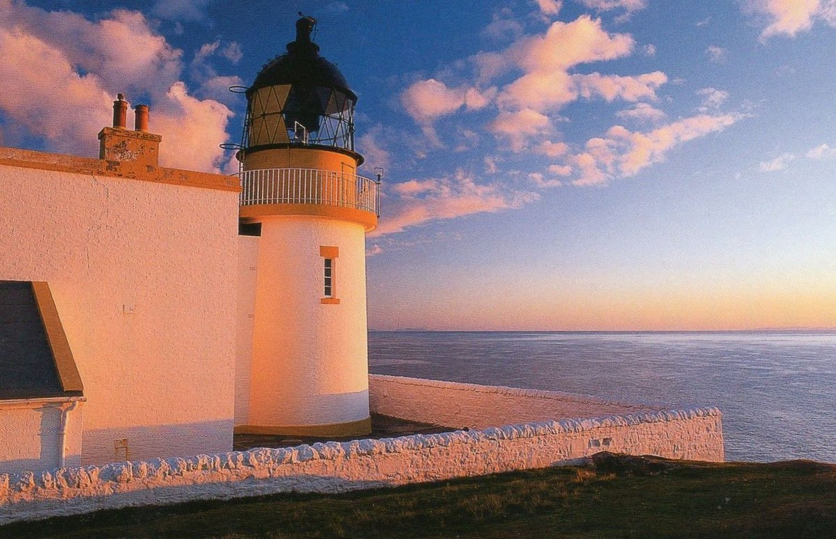 As requested, Tour Scotland photograph of sunset hour at Stoer lighthouse on ancestry visit to Northern Scotland http://t.co/QovqcJJcdK