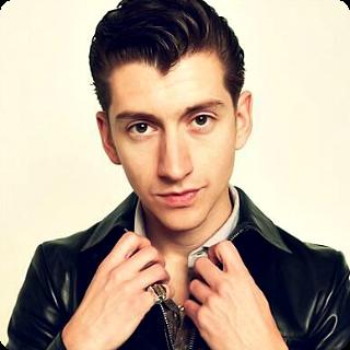 Happy Birthday for Alex Turner, vokalis dari Arctic Monkeys. Semangat terus masnya!!