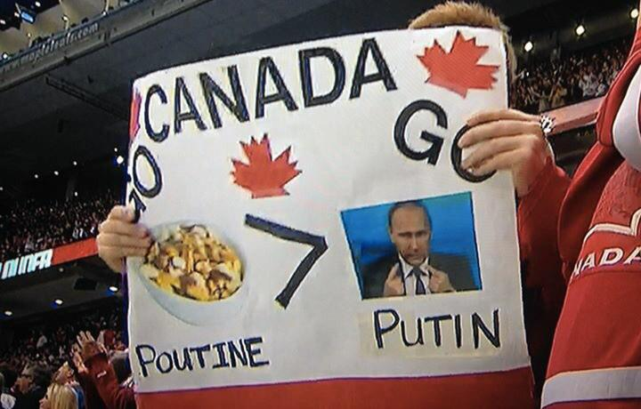 SPOTTED: Best sign ever #WJC http://t.co/2BiQgQVveX