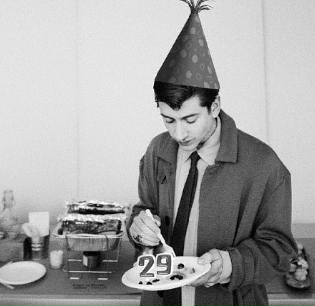Happy Birthday Alex Turner.