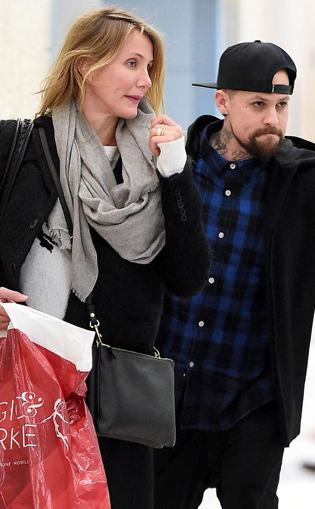 Cameron Diaz and Benji Madden are officially married! Get all the wedding details:
