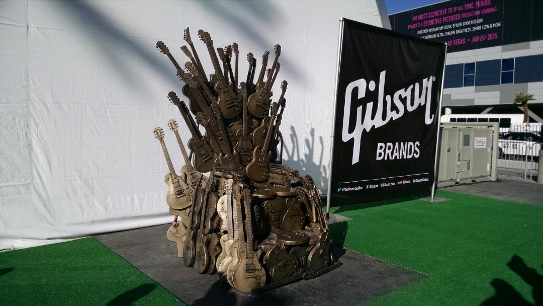 Gibson's Axe of thrones..  Or throne of Axes..  Or something. http://t.co/zCd7NssHCQ