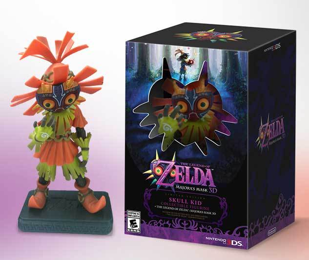 GameStop (@GameStop): Pre-order the #LegendofZelda #MajorasMask Limited Edition Bundle with Skull Kid figurine! http://t.co/EOqERpSfSk http://t.co/8dfniuf2s1
