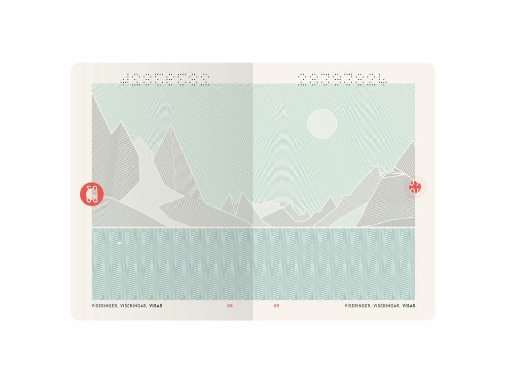 And if banknotes weren't enough, Norway's new passport is already a design classic http://t.co/zeYfcENtFE http://t.co/gFbFUPGY9p