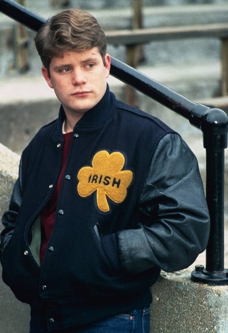 #TuesdayTrivia RUDY is one of only 2 movies ever shot on the campus of @NotreDame. Can you name the other? http://t.co/kAV3RAuNfc