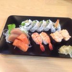 Grab some #JapaneseFood for lunch, eh! 11:30 to 3pm. Lunch specials start at only $7.95. #Nanaimo #Bento #sushi http://t.co/9s9yu74whS