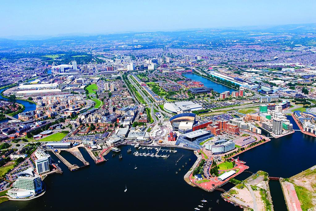 What a view of our lovely Cardiff. http://t.co/yW3tCVfvhP