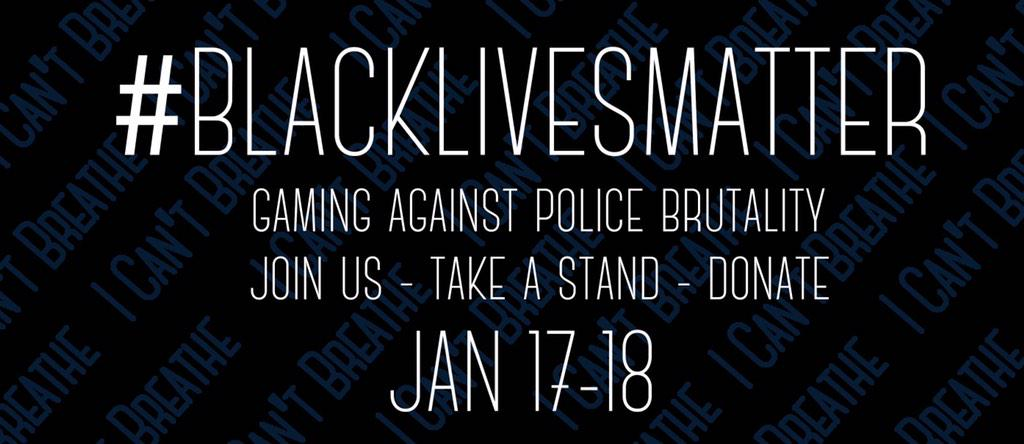 Next weekend I'll be streaming PC, PS4, Wii U & donating to Eric Garner's family #Spawn4Good #BlackLivesMatter http://t.co/u4KQG6yi11