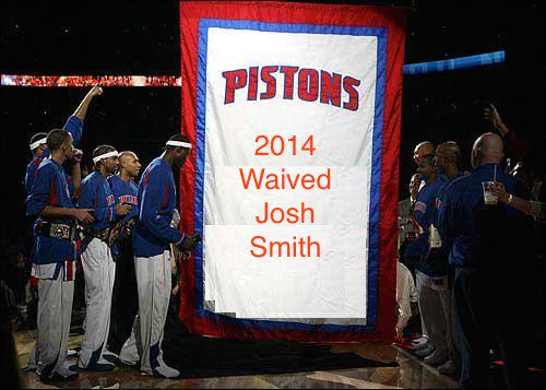 Now 6-0 since Josh Smith was traded. 1-pt win in San Antonio tonight. MT @netw3rk: Prepare the banner http://t.co/d6Xf2w3Vp9