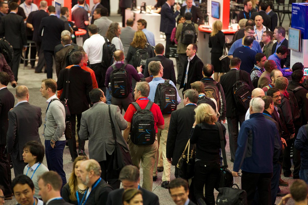 Join industry professionals at the premier #infosec event of 2015. Register for #RSAC today! http://t.co/8twB1EIY5c http://t.co/wX54sxVxNf