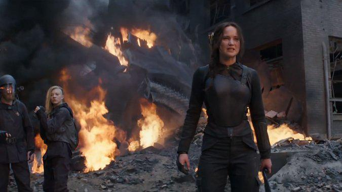 It's Official: 'Hunger Games: Mockingjay — Part 1' Sets China Release Date