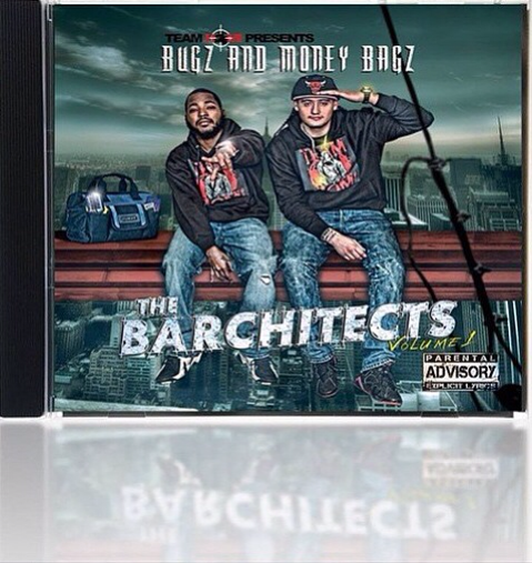 . @tmoneybagzlom & @gobugz project #BARCHITECTS releasing this month! Hosted by @djstatic222 #TEAMHOMI http://t.co/7PixpghhRs