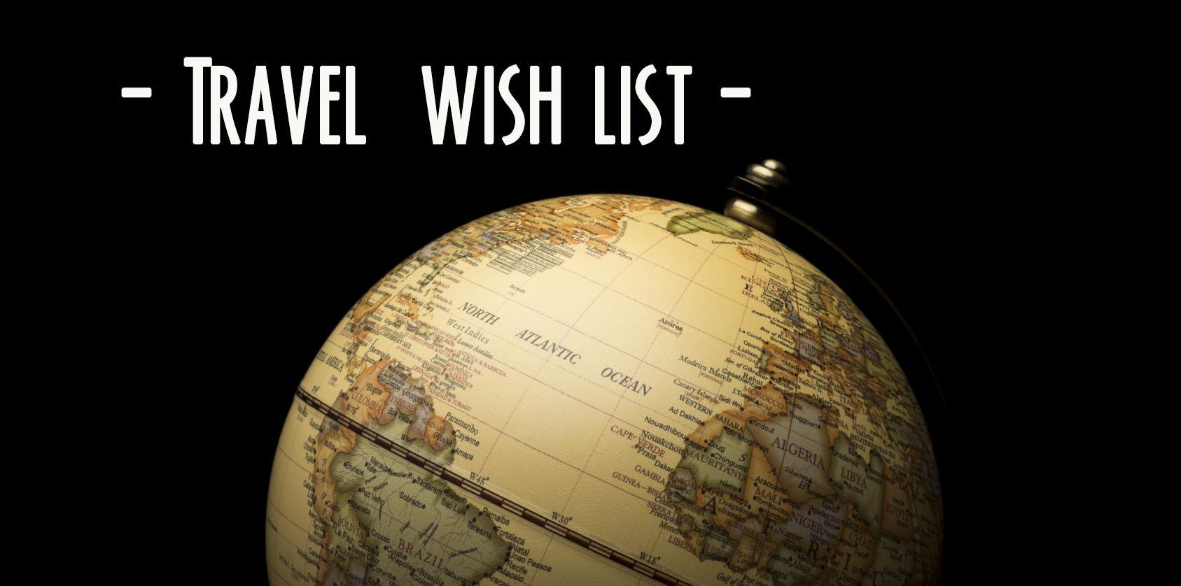 """Où aimeriez-vous partir cette année ? Partagez avec nous votre """"travel wish list"""" de 2015 ! #voyage http://t.co/KknhpZuuPD"""