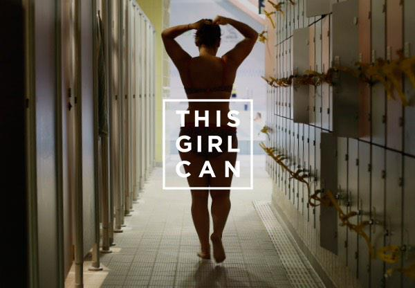 On way to launch of @ThisGirlCanUK @Sport_England watch out for great advert. http://t.co/2dlXsJMbTW