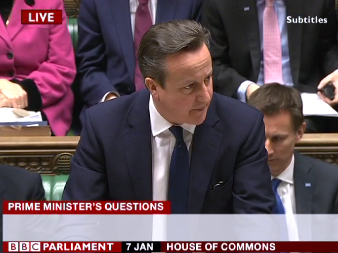 When all else fails, Cameron uses abuse | @SallyGimson's review of today's #PMQs http://t.co/nPSou4ibQL http://t.co/YZHJDFhk2q