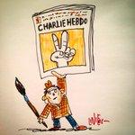RT @porliniers: Estamos con #CharlieHebdo http://t.co/8XccXJTMEc