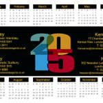 2015 #Calendar, contact details for the 4 local branches of #DanielsEstateAgents #brent  @danielsLondon http://t.co/yOaYgcoEuc
