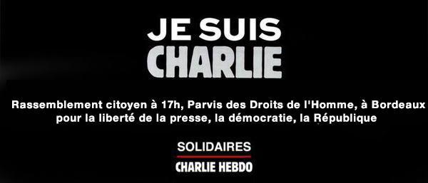 Rassemblement citoyen à 17h, Parvis des Droits de l'Homme, à Bordeaux #JeSuisCharlie #CharlieHebdo http://t.co/L1tEeNGkRU