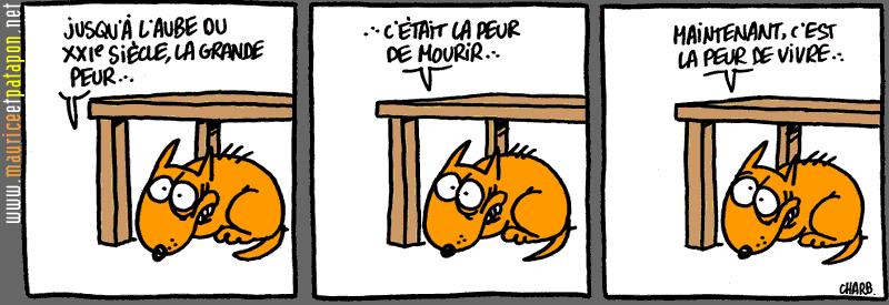 On pense à #Charb et à Maurice et Patapon orphelins. http://t.co/SXdRoH2ifs