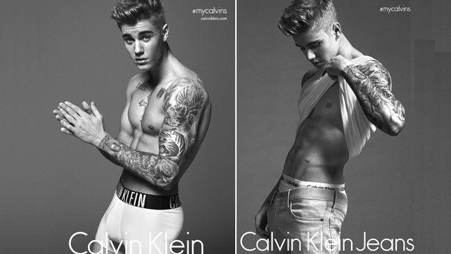 Justin Bieber new face (body) of Calvin Klein. http://t.co/V2ox98hGMz http://t.co/e04fSJ929R