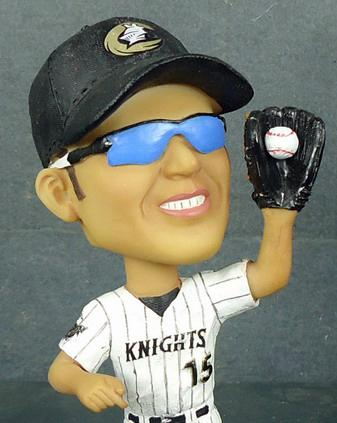 Jordan Danks is the #CLTKnights #HitKing. RT this by 5 PM today for a chance to win a #DanksBobble on #BobbleDay! http://t.co/eixXyT7t8W