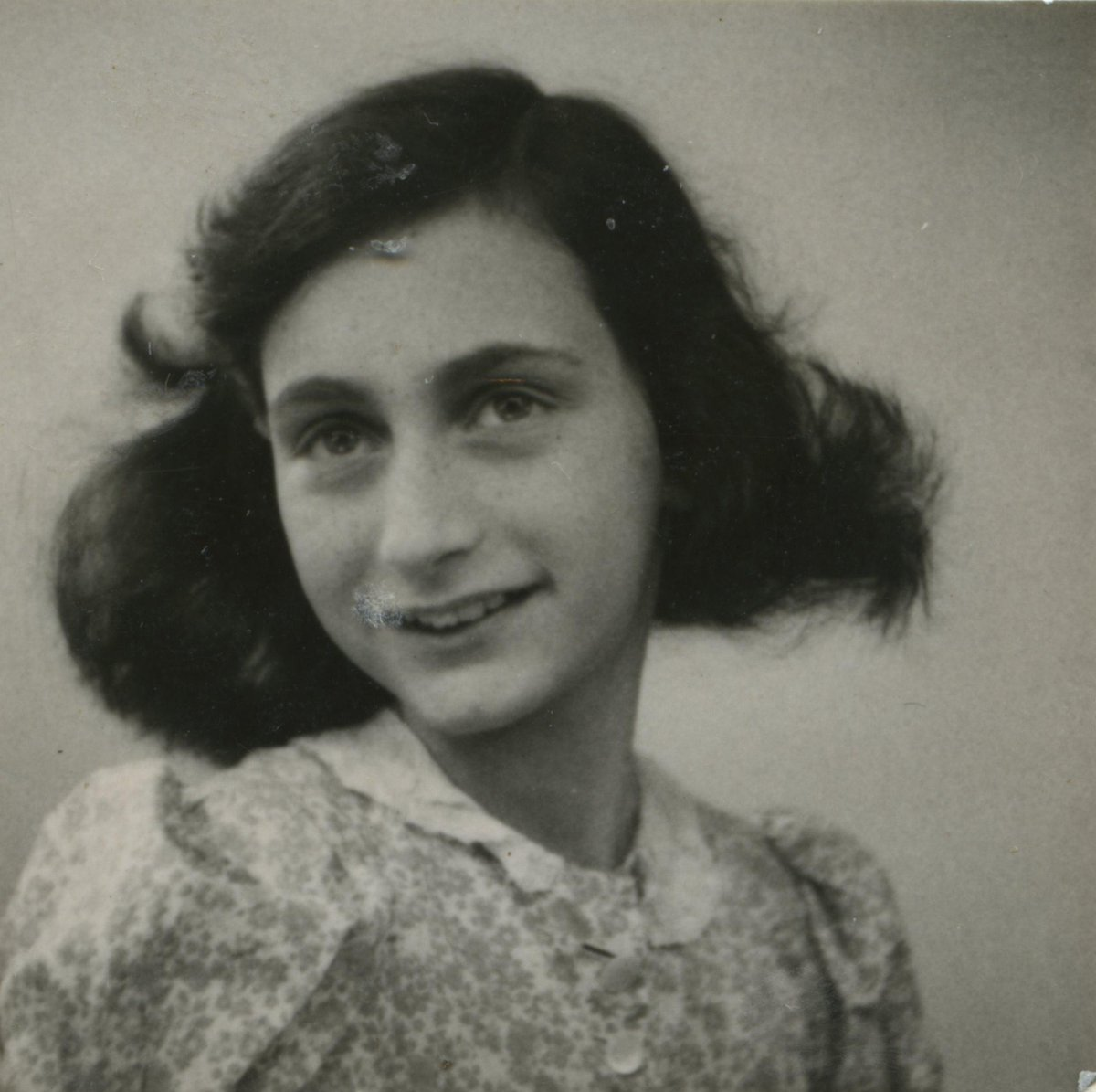 """""""People can tell you to shut up, but they can't keep you from having an opinion.""""  Anne Frank, 2 March 1944 http://t.co/pfnz3iiYeh"""