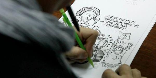 "Ce soir @ARTEfr rediffuse ""Fini de rire"", docu salutaire sur les caricaturistes de presse http://t.co/kTxGtOMJnF http://t.co/zMzKDN0MZ2"