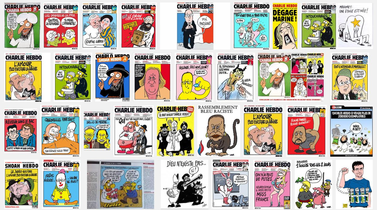 Freedom of Expression is Every Human's Right http://t.co/UReJtQEXKc #JeSuisCharlie http://t.co/53T9KFL0iG