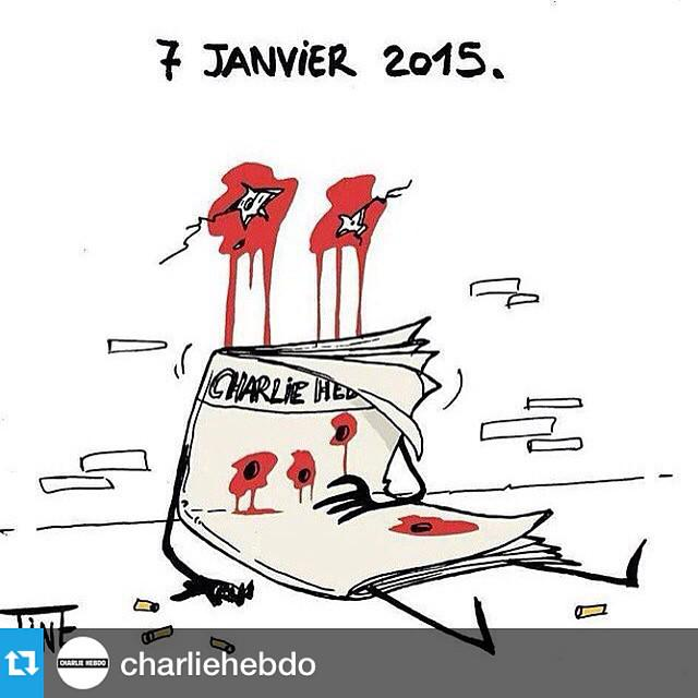 #ChalieHebdo's today's cartoon  http://t.co/TC17Nmli3i