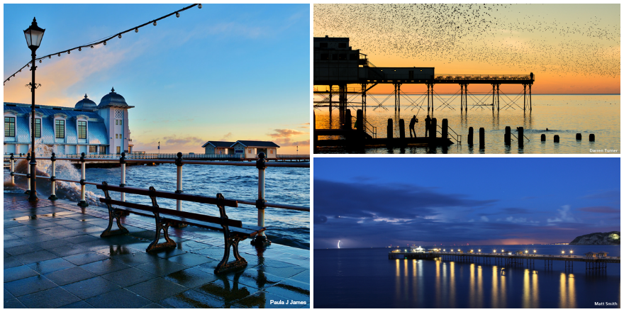 The lovely Penarth Pier has been awarded Pier of the Year 2014 by the National Piers Society!  http://t.co/8oq7CTJyno http://t.co/rAn8P69RKO