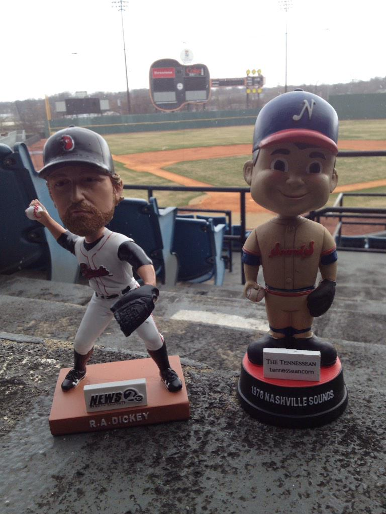 Happy #NationalBobbleheadDay from the Sounds! RT for your chance to win the pair of bobbleheads in the picture. http://t.co/8tQuuXE2Um