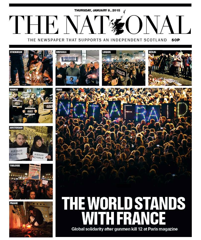 this puts a lots of the London-based media front pages to shame -@ScotNational: http://t.co/n2eard53An""